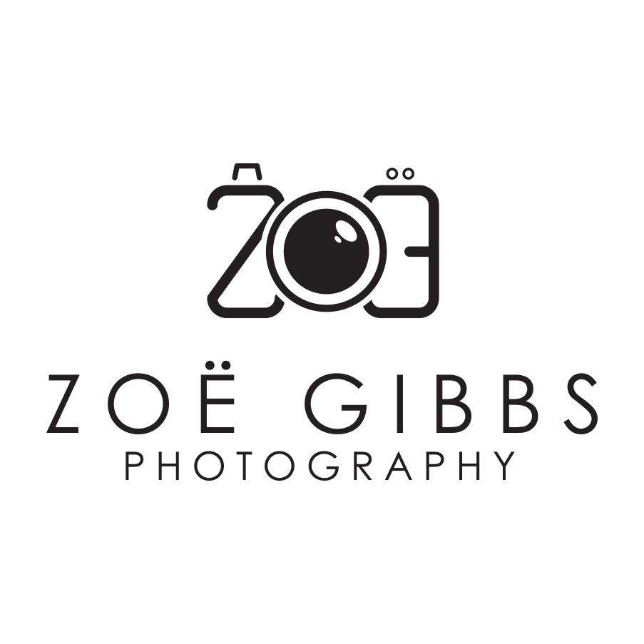 Logo Design Felixstowe Zoe Gibbs Photography Keakreative Graphic
