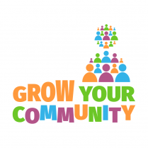 Logo Design Ipswich Grow Your Community