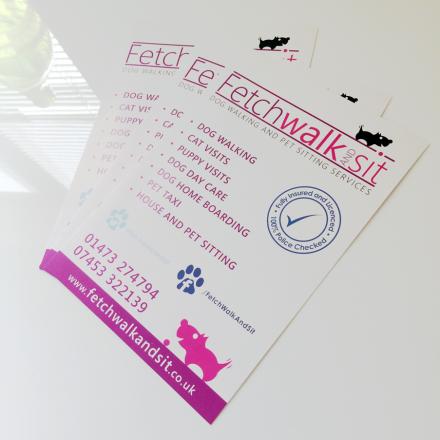 A5 Printed Leaflets