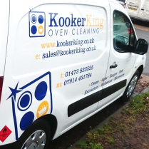 Van Graphics Design Kooker King