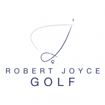 Golfers Logo Design Robert Joyce Golf