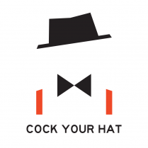Fashion Logo Design Cock Your Hat