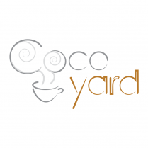 Cafe Logo Design Coco Yard