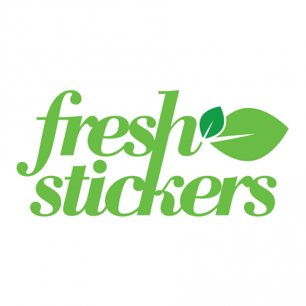 Sticker Logo Design