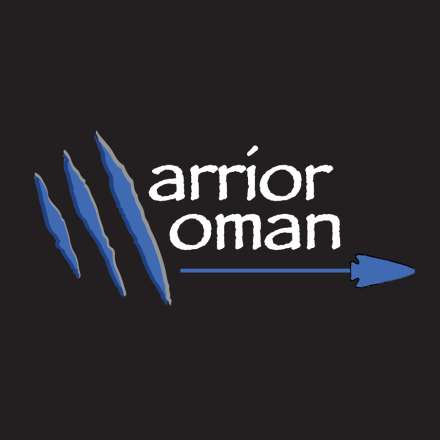 Warrior Woman Graphic