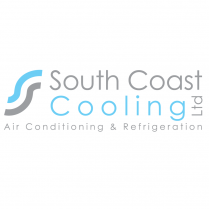 Air Conditioning Logo Design Isle of Wight