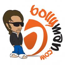 Character Logo Design Bollyman
