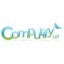 IT Support Logo Design Leeds