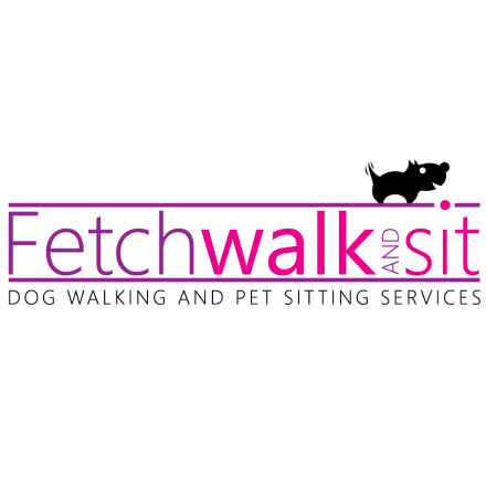 Dog Walker Logo Design Woodbridge