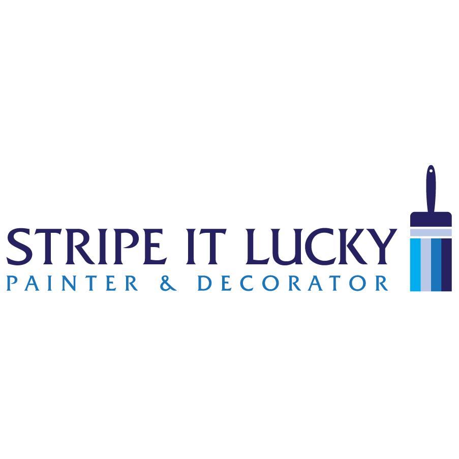 paint photo decor ladder brush female bib overalls holding wearing decorator stock and painter braces