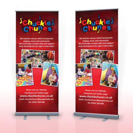 Pop Up Banner Designer Felixstowe