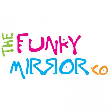 Mirror Company Logo Design Reading