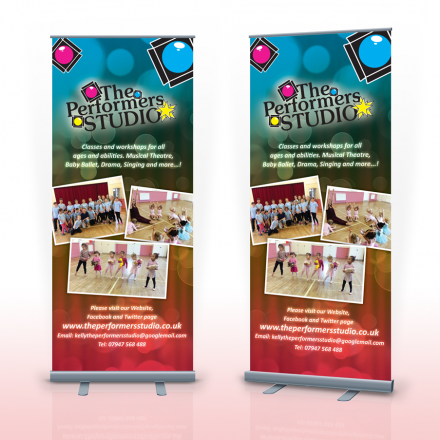 Pop Up Banner Designer Suffolk