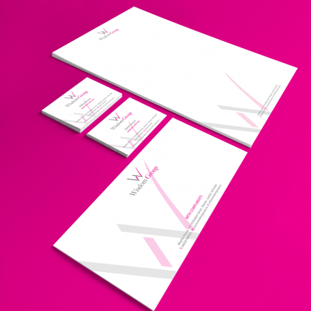 Financial Stationary Design