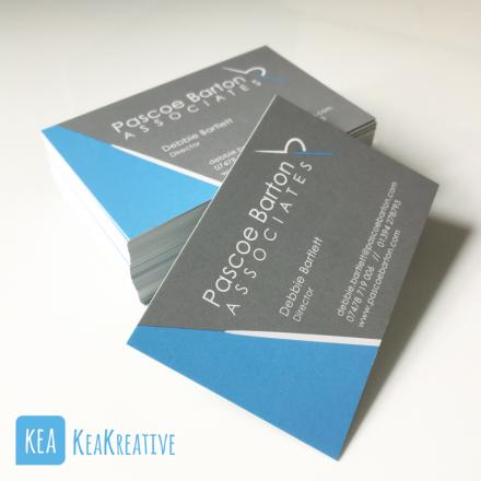business card design felixstowe