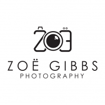 Logo Design Felixstowe Zoë Gibbs Photography