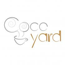 Cafe Logo Design Coco Yard