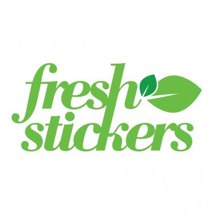 Sticker Logo Design