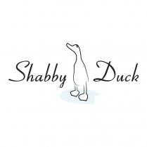 Shabby Chic Logo Design Shabby Duck