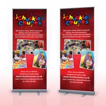 Pop Up Banner Designer Felixstowe Chuckle Chunes