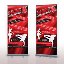 Roller Banner Designer Suffolk Dance School