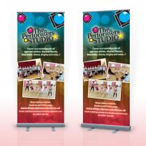 Pop Up Banner Designer Suffolk TPS