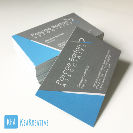 business card design felixstowe
