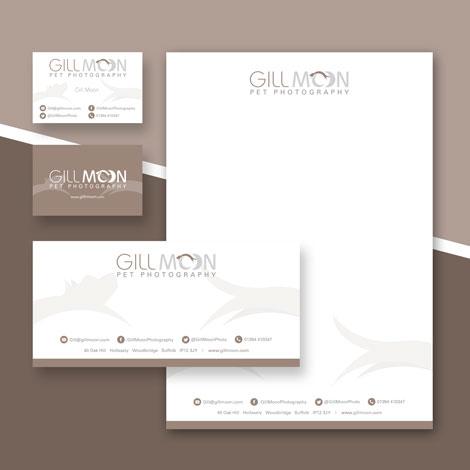 Gill Moon Photography Stationery Design Woodbridge