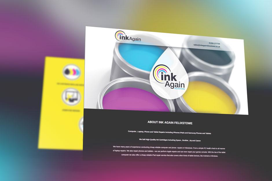 Responsive website design Felixstowe
