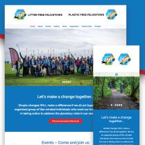 Litter Free Felixstowe Website Design Felixstowe