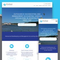 Pinfold Outsourcing Website Design Melton