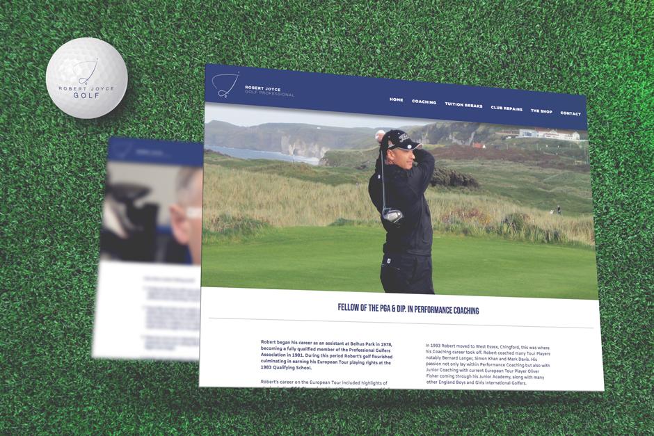 Robert-Joyce-Golf-Pro-Website-Design-Woodbridge