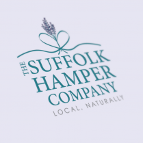 The Suffolk Hamper Company Logo Design