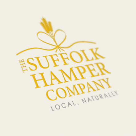 Company Logo Design Bury St Edmunds, The Suffolk Hamper Company