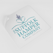 The Suffolk Hamper Company Printed Stickers Suffolk