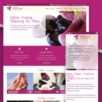 WildGinger Therapies Website Design Ipswich