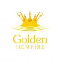 Golden Hempire Felixstowe Company Logo Design