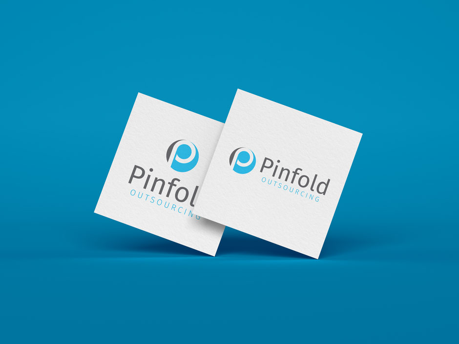 Pinfold Outsourcing Company Logo Design Melton
