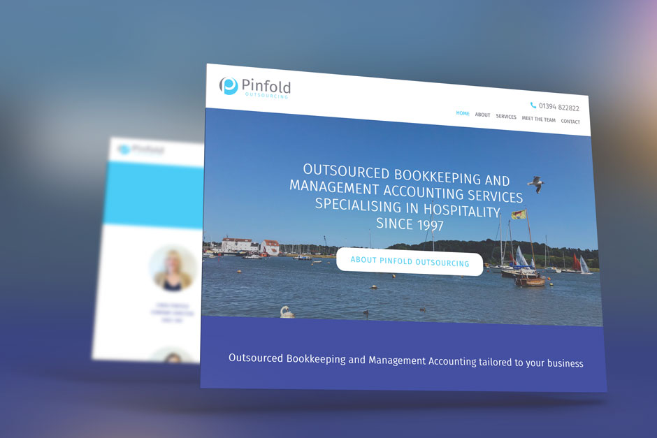 Pinfold Website Design Melton