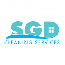 SGD Cleaning Services Company Logo Design Felixstowe